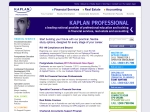 View More Information on Kaplan Professional, Qld