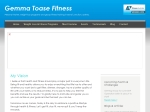 View More Information on Gemma Toase Fitness