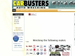 View More Information on Susuki Carbusters Auto Wrecking