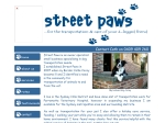 View More Information on Street Paws