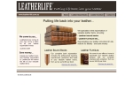 View More Information on Leather Life