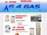 View More Information on G 4 Gas