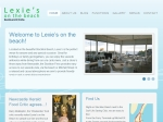 View More Information on Lexie's On The Beach