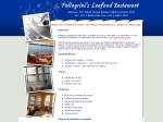 View More Information on Pellegrini's Seafood Restaurant