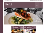 View More Information on Rail's Restaurant