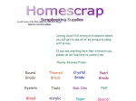 View More Information on Homescrap