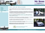 View More Information on Mr Benz Wedding & Limousine Service