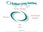 View More Information on Brilliant Living Solutions Pty Ltd