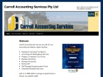View More Information on Carroll Accounting Services