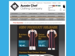 View More Information on Aussie Chef Clothing Co