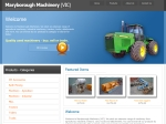 View More Information on Maryborough Machinery (Vic)