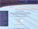 View More Information on Beautiful Blinds