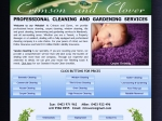 View More Information on Crimson & Clover Carpet Cleaning