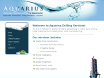 View More Information on Aquarius Drilling Services
