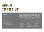 View More Information on Apply Creative