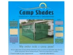 View More Information on Camp Shades