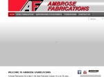 View More Information on Ambrose Fabrications