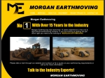 View More Information on Morgan Earthmoving