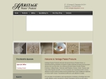 View More Information on Heritage Plaster Products