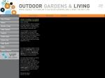 View More Information on Outdoor Gardens & Living