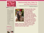 View More Information on Mademoiselle Hair & Beauty