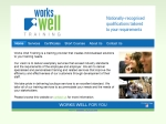 View More Information on Works Well Training