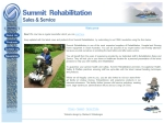 View More Information on Summit Rehabilitation Sales & Service, EDWARDSTOWN