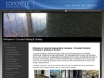 View More Information on Concrete Rejuvenating Company