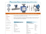 View More Information on Process Solutions Pty Ltd