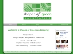View More Information on Shapes Of Green