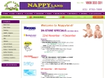 View More Information on Nappy Land