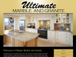 View More Information on Ultimate Marble And Granite