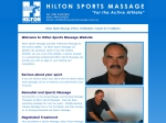 View More Information on Hilton Sports Massage