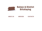View More Information on Balwyn And District Bricklaying, Bulleen