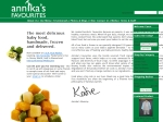 View More Information on Annika's Favourites