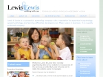 View More Information on Lewis & Lewis Learning Support Centre