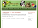 View More Information on Toucan Pet Centres Pty Ltd