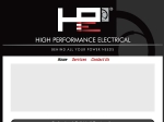 View More Information on High Performance Electrical Pty Ltd