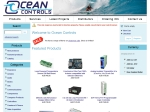 View More Information on Ocean Controls