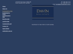 View More Information on Davin Real Estate