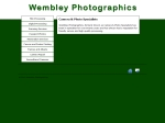View More Information on Wembley Photographics