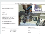 View More Information on Micro-Strain Technology