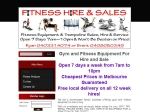 View More Information on Fitness Hire Pty Ltd