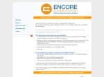 View More Information on Encore Administration