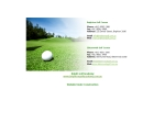 View More Information on Elsternwick Public Golf Course