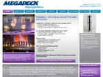 View More Information on Megadeck