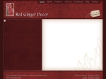 View More Information on Red Ginger Decor