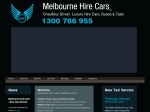 View More Information on Melbourne Hire Cars