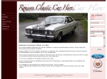 View More Information on Roussos Classic Car Hire