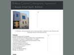 View More Information on Ballarat Central Contemporary Apartments